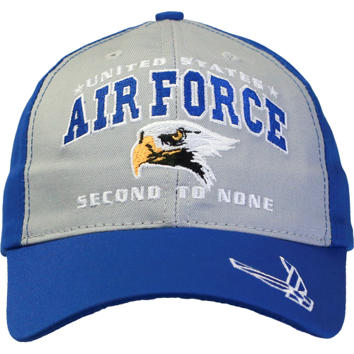 Made in the USA: US Air Force Second to None Cap