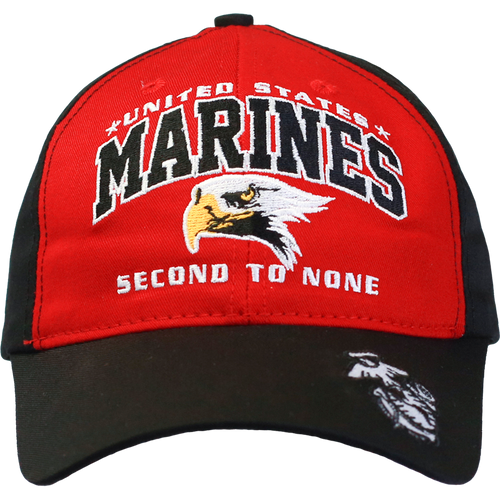 Made in the USA: US Marines Second to None Cap