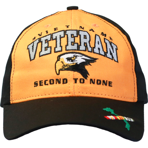 Made in the USA: Vietnam Veteran Second to None Cap