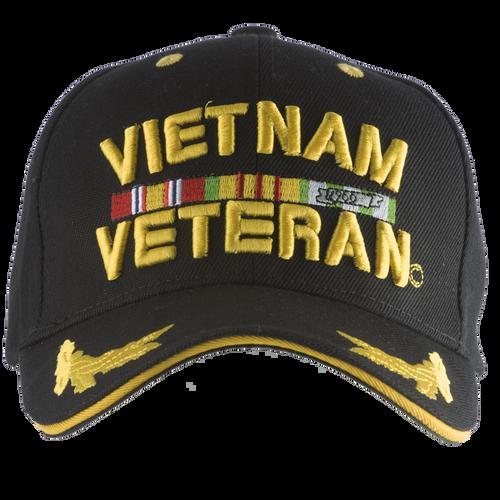 Caps - Vietnam Veteran W/ Scramble Egg