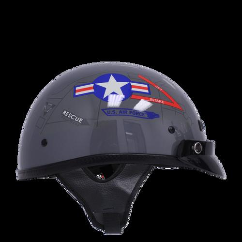 US Air Force Motorcycle Helmet