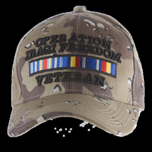 Operation Iraqi Freedom Veteran Cap