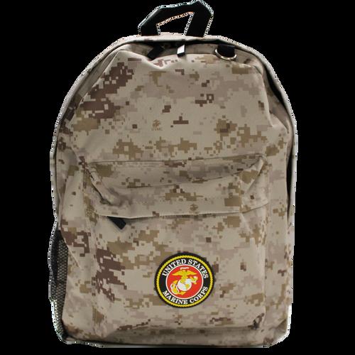 US Marines Digital Camo Backpack