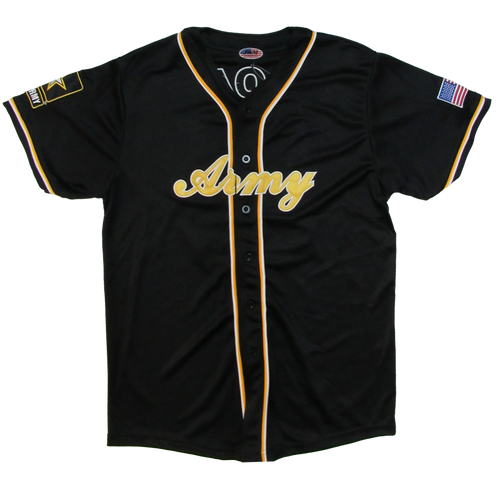 US Army Baseball Jersey