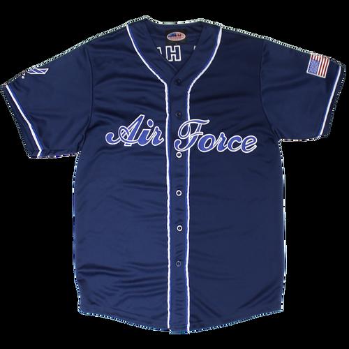 US Air Force Baseball Jersey