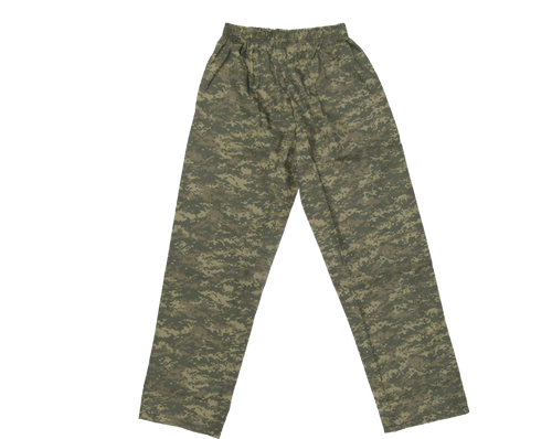 Digital Camo Scrub Pants
