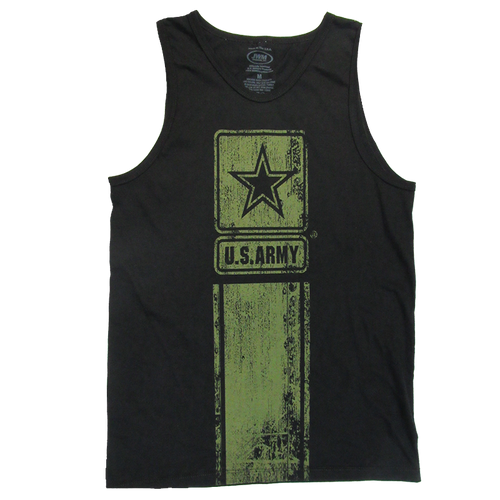 Made in the USA: US Army Tank Top