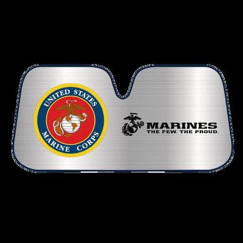US Marines Auto Shade