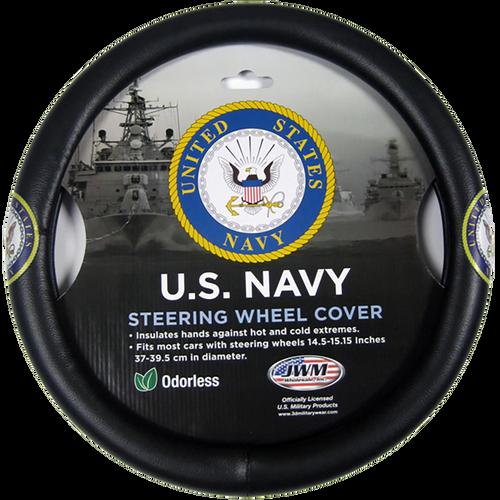 US Navy Steering Wheel Cover