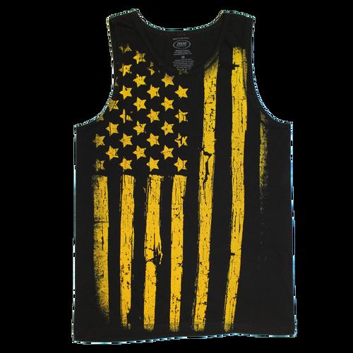 Made in the USA: Vietnam Veteran Flag Tank Top