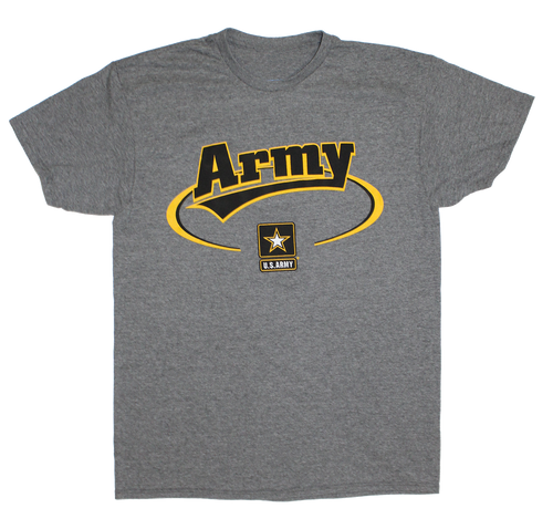 Made in the USA: US Army Banner T-shirt