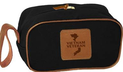 Made in the USA: Vietnam Veteran Dopp Bag