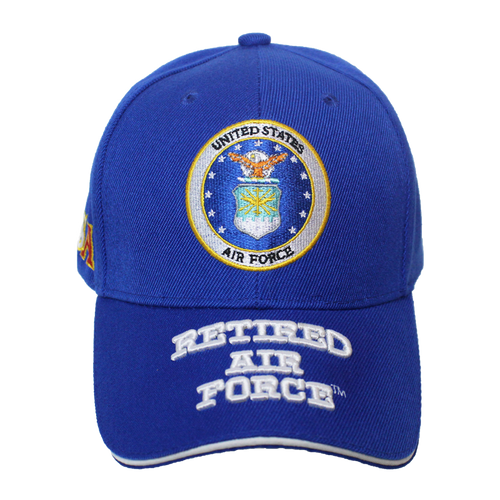 Retired US Air Force Cap