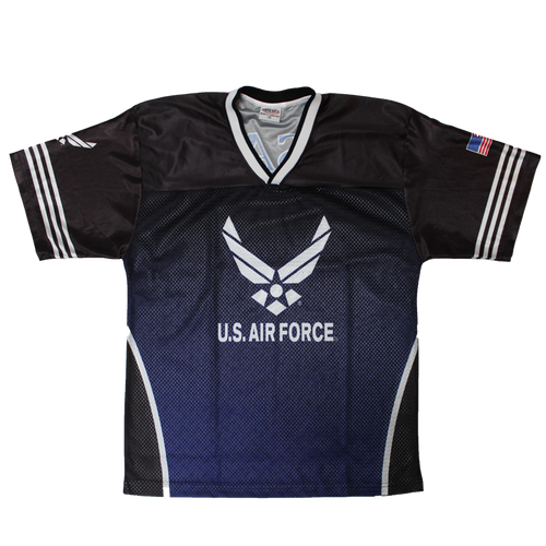 US Air Force Sublimated Football Jersey