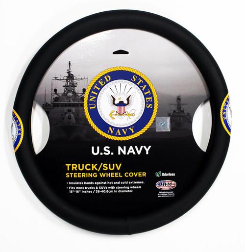 US Navy Truck/SUV Steering Wheel Cover