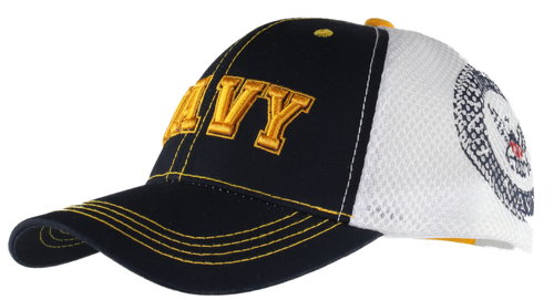 US Navy Mesh Printed Cap
