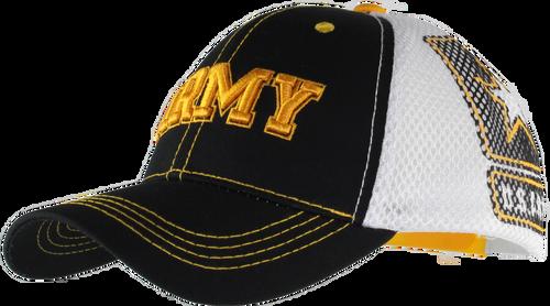 US Army Mesh Printed Cap