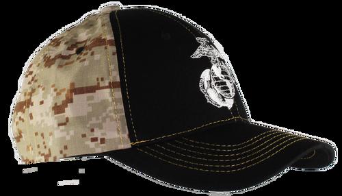 US Marines Digital Camo Back Cap
