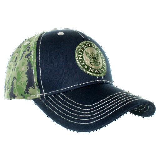 US Navy Digital Camo Back Cap