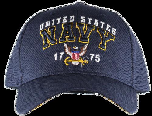 US Navy Performance Emblem Cap