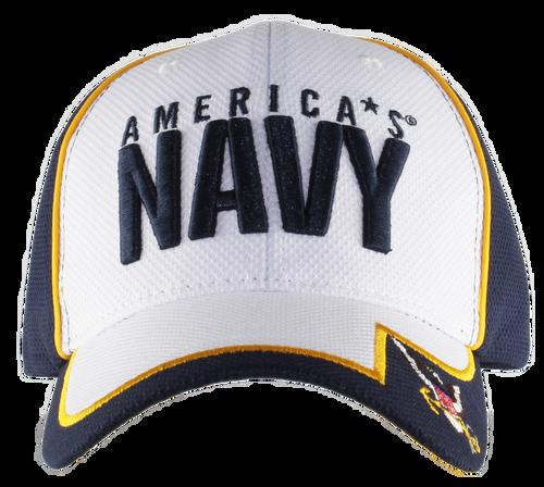 US Navy Two Tone Performance Cap