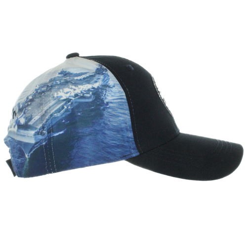 US Navy Sublimated Back Graphic Cap