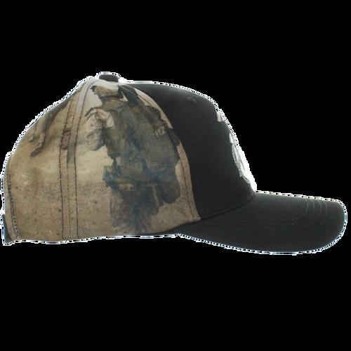 US Marines Sublimated Back Graphic Cap