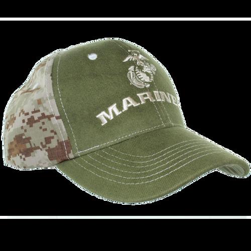 US Marines Neutral Camo Back Cap
