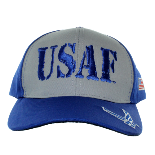 Made in the USA: US Air Force Montana Cap