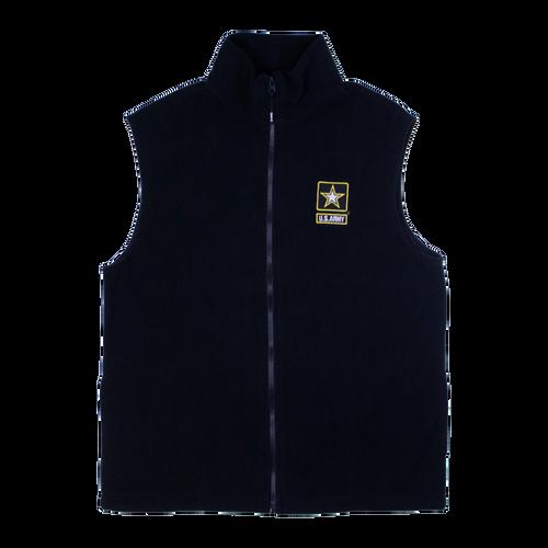 Made in the USA: US Army Polar Fleece Vest
