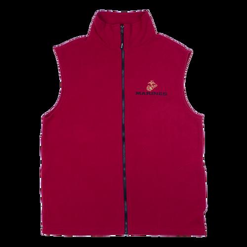 Made in the USA: US Marines Polar Fleece Vest