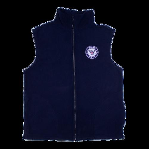 Made in the USA: US Navy Polar Fleece Vest