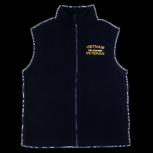 Made in the USA: Vietnam Veteran Polar Fleece Vest