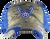 US Air Force Distressed Camo Cap
