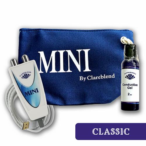 Clareblend Mini at Home Microcurrent