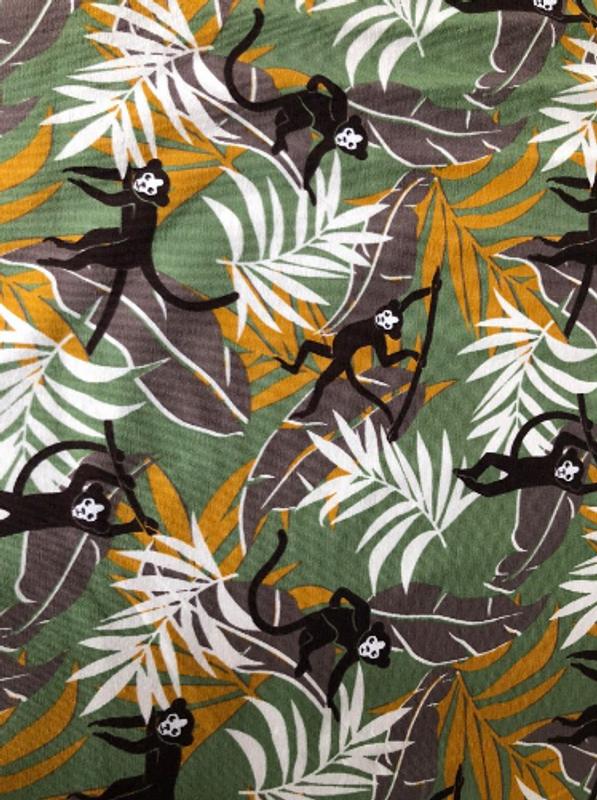 Tropical Monkeys