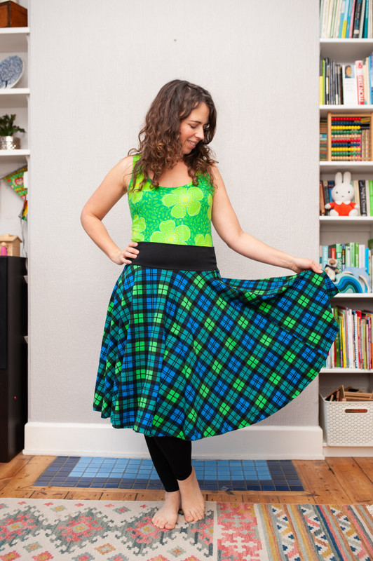 The Bryony Skirt