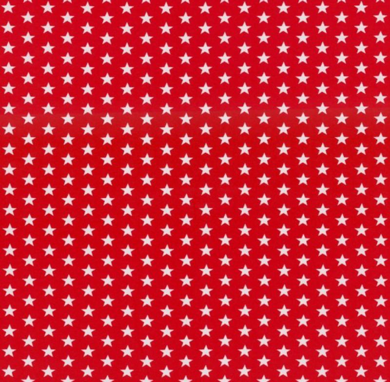 Stars Mini Red
