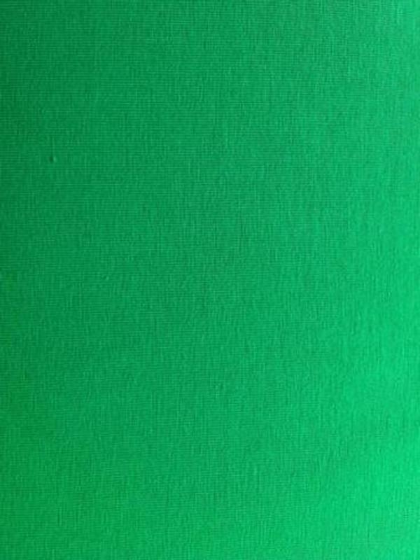 bright green ribbing