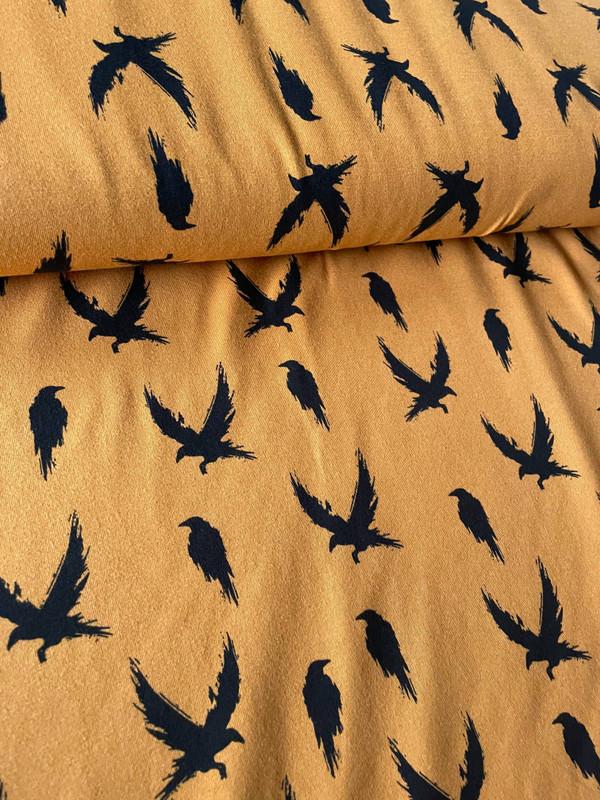 Crows Ochre