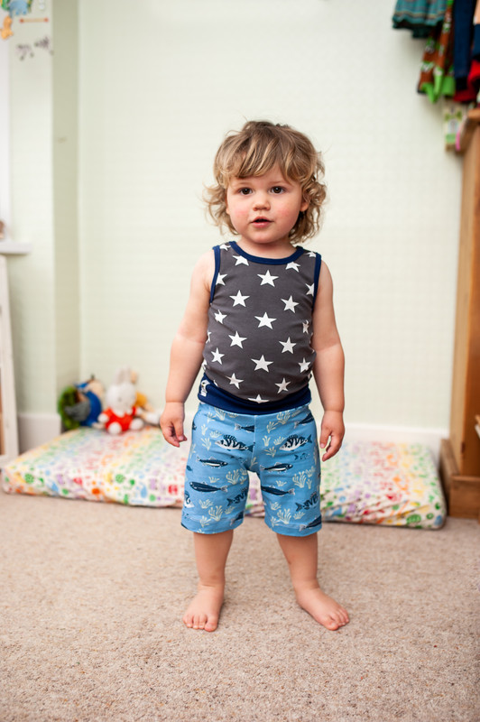 The Vincent Jersey Shorts