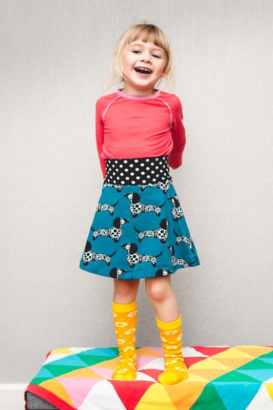 The Matilda Skater Skirt