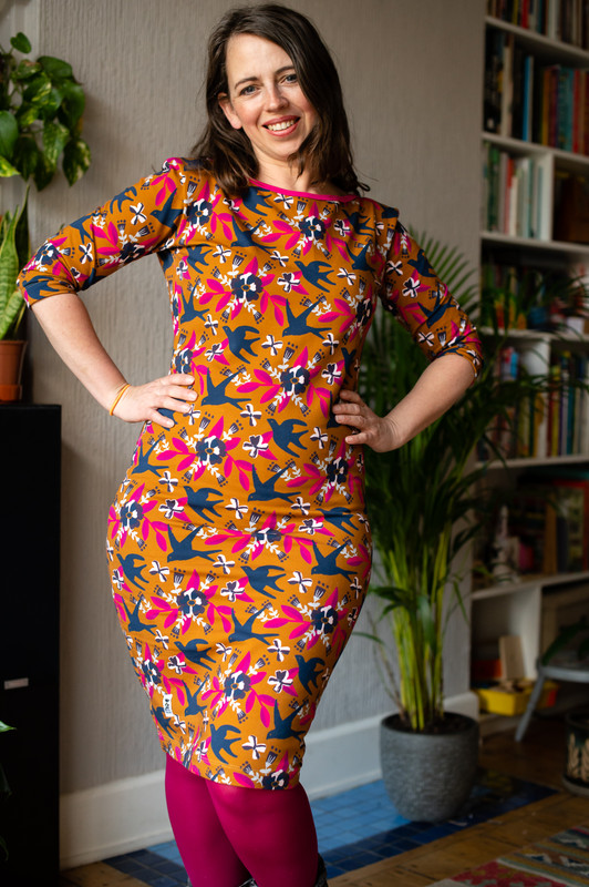 The Shona Pencil Dress