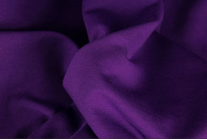 Purple Ribbing Swafing