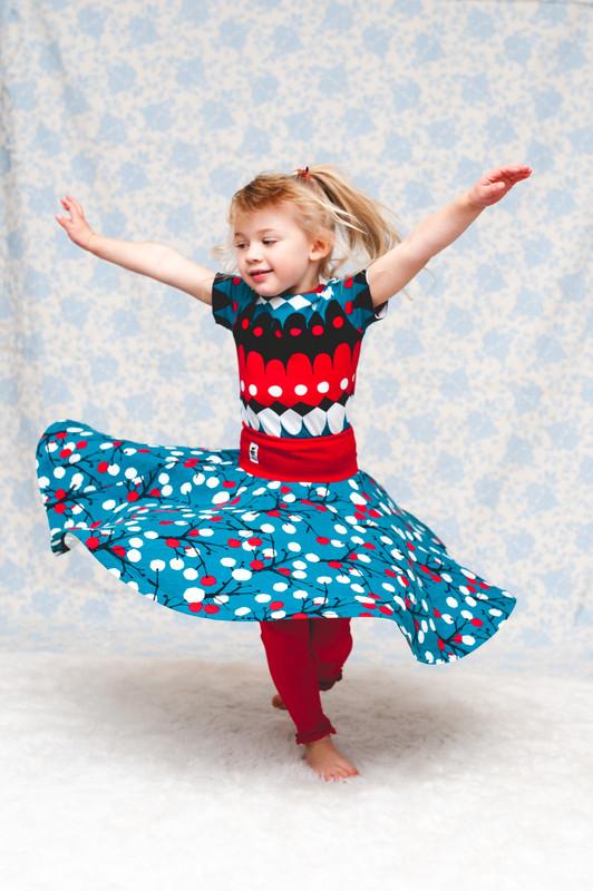 The Felicia Twirl Skirt