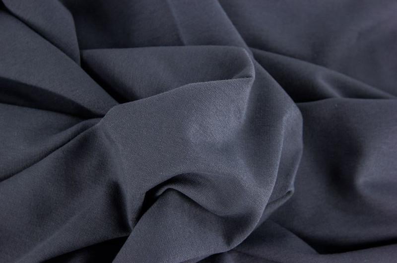 Dark Grey Ribbing Swafing