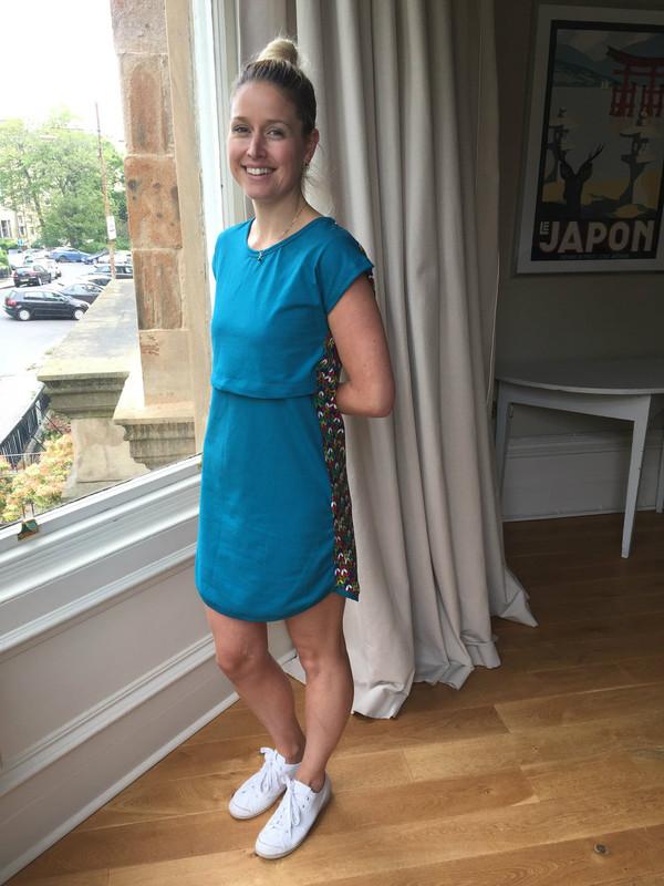 The Amy Breastfeeding Dress