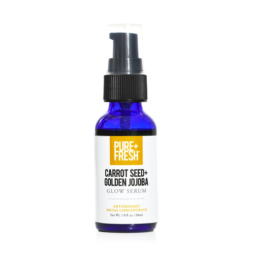 Concentrated Face Oil - Jojoba+Wild Carrot Seed Oil - 1oz