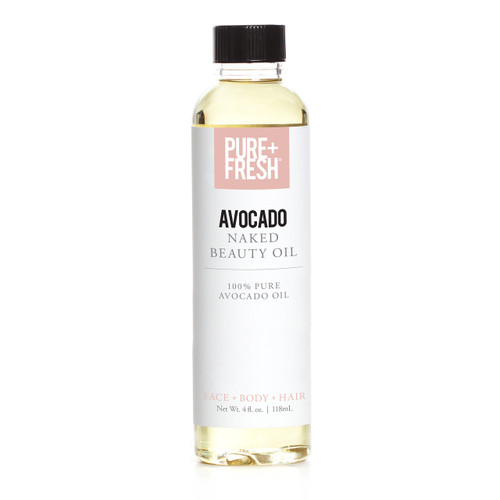 Pure+Fresh Naked Oil - Avocado Oil