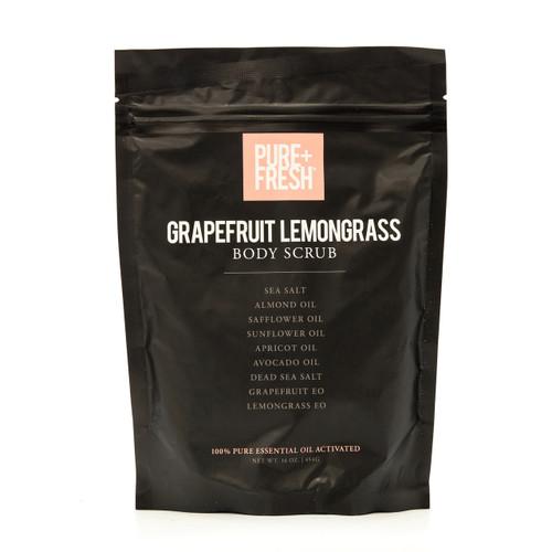 Body Scrub - Grapefruit Lemongrass - 16oz